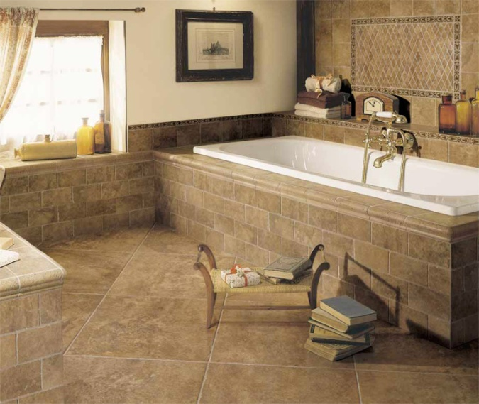 Bathroom Tile Flooring bathroom tile flooring ideas for small bathroom Choosing The Right Tile Flooring Or Backsplash