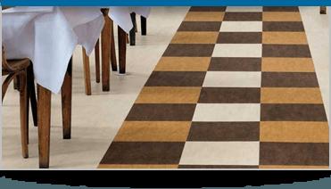 Linoleum Three Types Available Green Floor Types