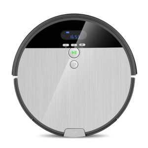 LCD Screen Smart Robot Vacuum Cleaner