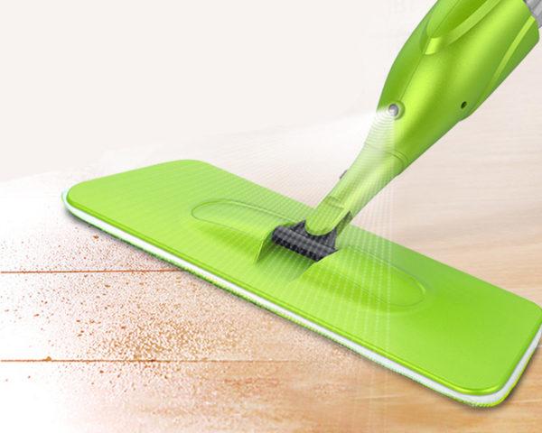 Multifunction Rectangle Microfiber Floor Mop