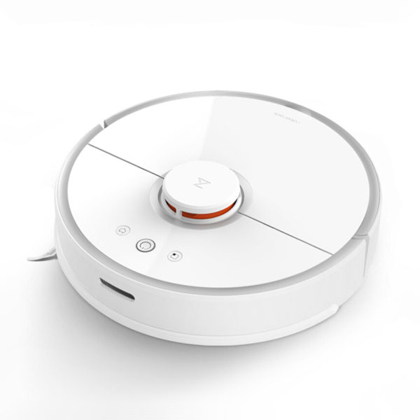 Smart Vacuum Cleaner with App Control Feature